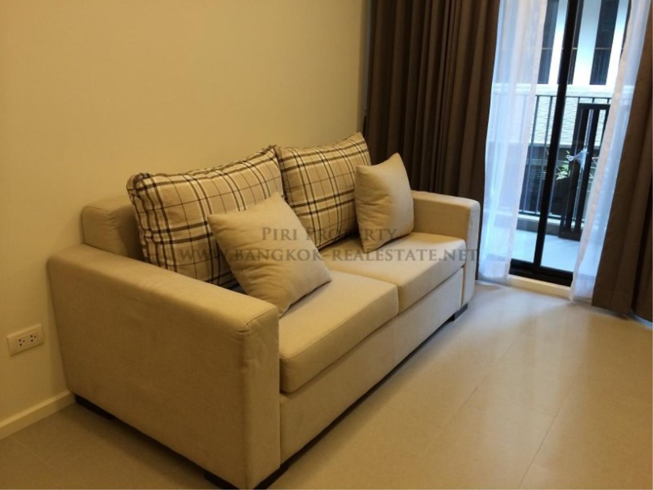 Piri Property Agency's The Nest Ploenchit for Rent - Cozy 1 Bedroom Condo for Rent 1