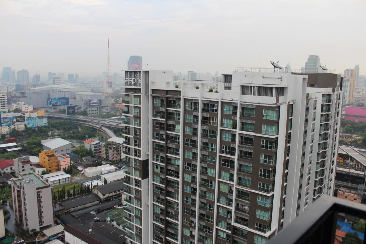 Piri Property Agency's one bedroom Condominium  on 25 floor For Sale 1 6