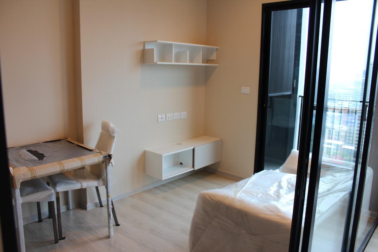 Piri Property Agency's one bedroom Condominium  on 25 floor For Sale 1 9