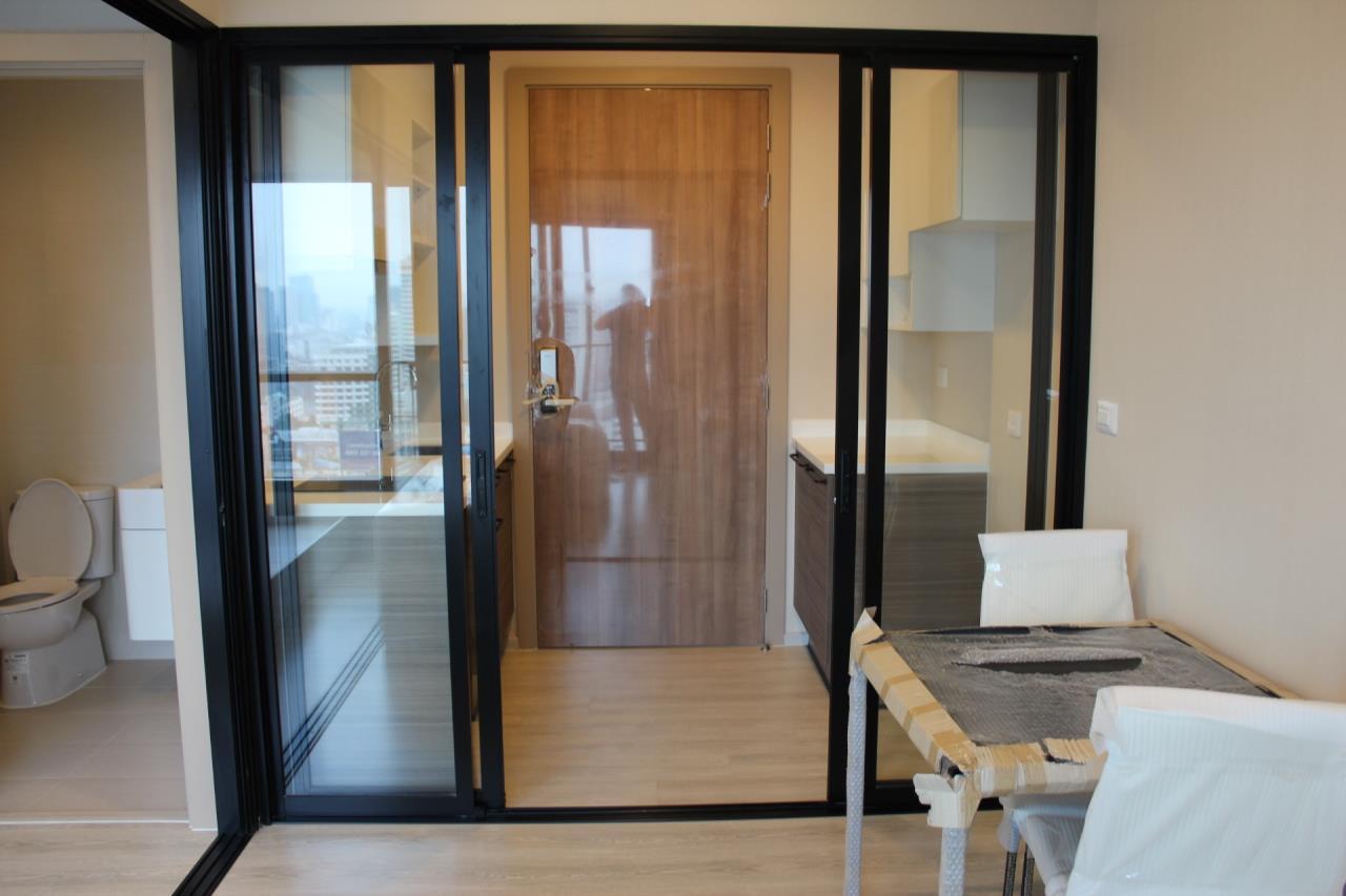 Piri Property Agency's one bedroom Condominium  on 25 floor For Sale 1 10
