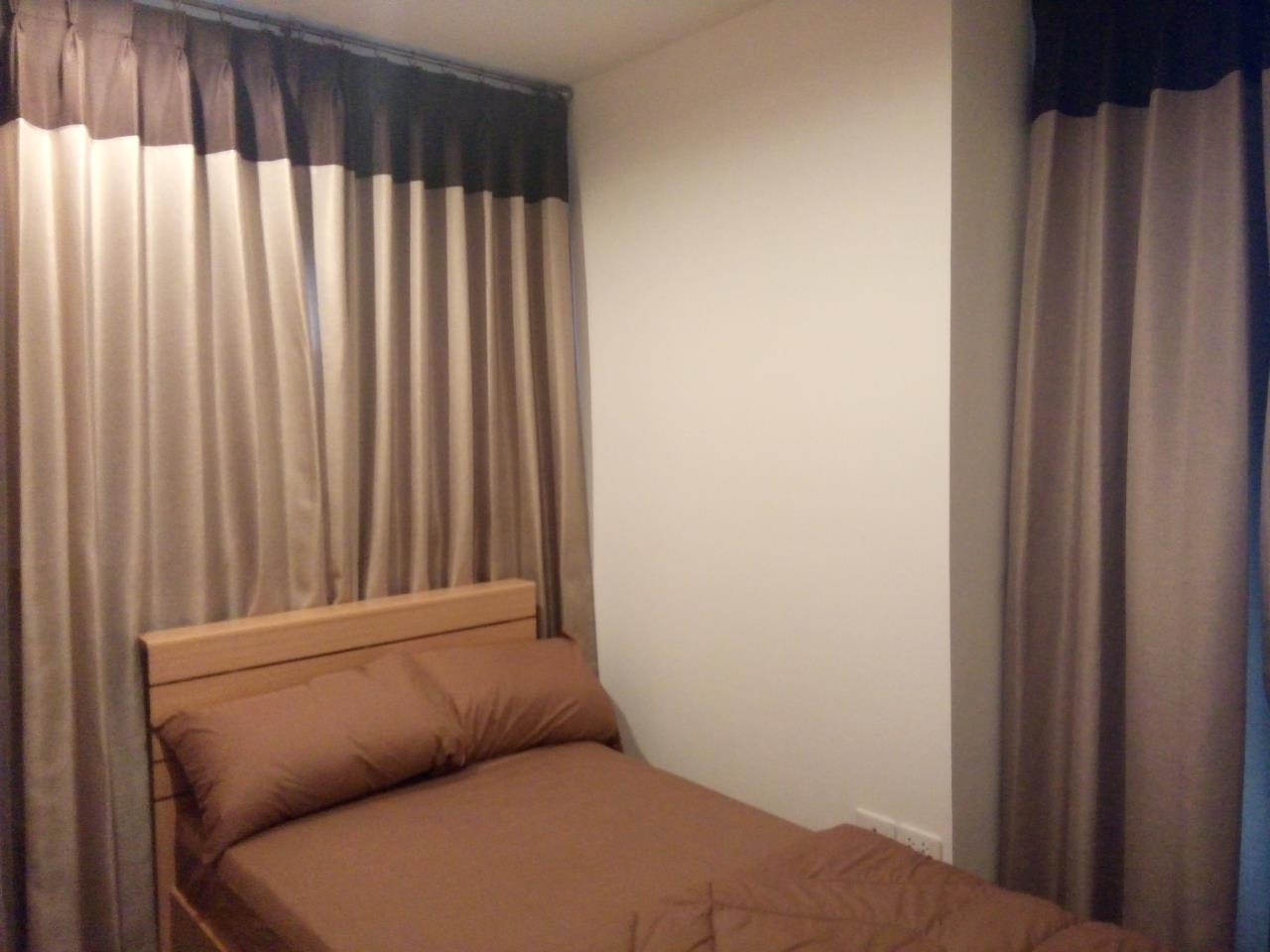 Piri Property Agency's 2 bedrooms Condominium  on 19 floor For Rent 2 2