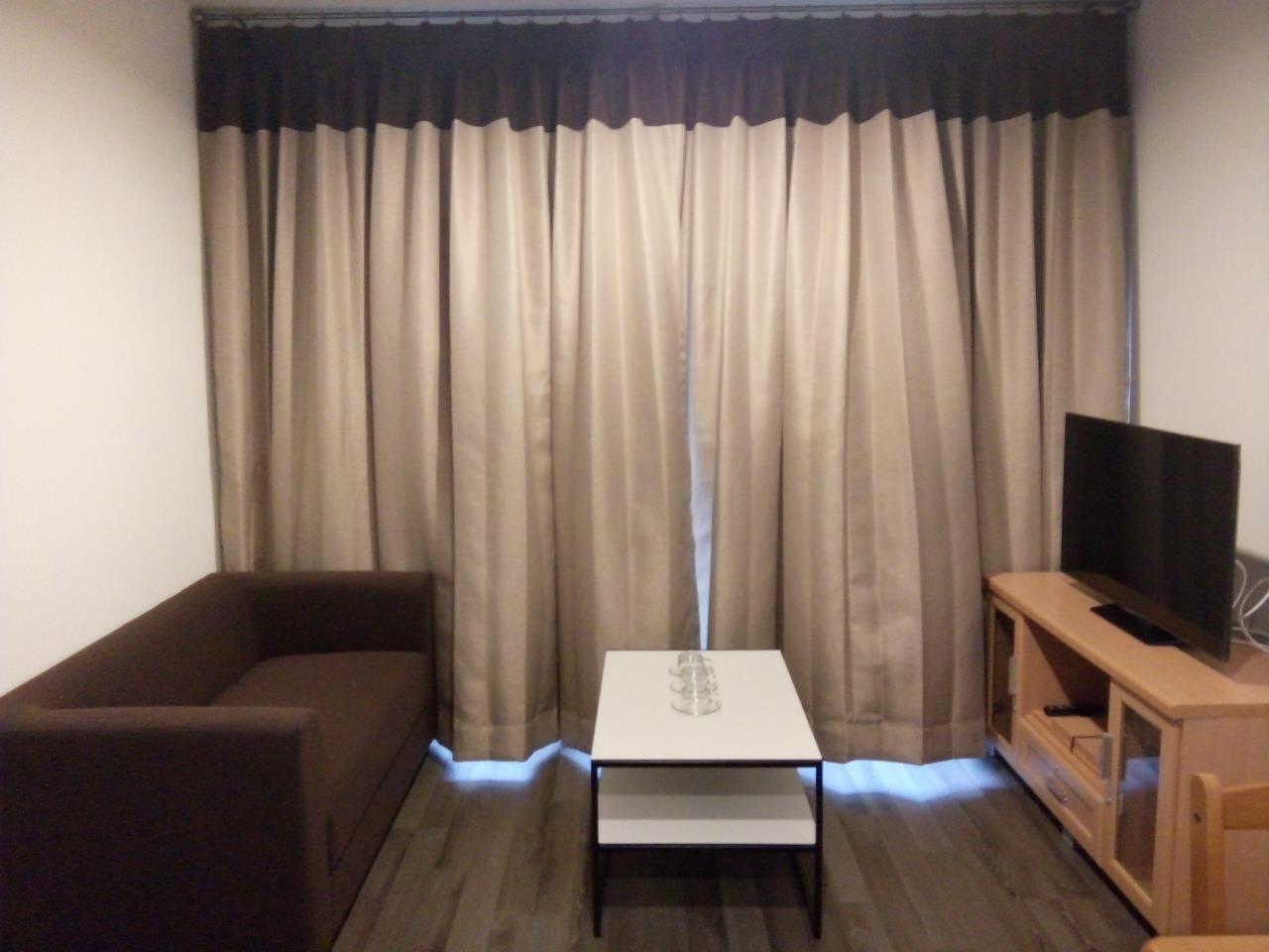 Piri Property Agency's 2 bedrooms Condominium  on 19 floor For Rent 2 1