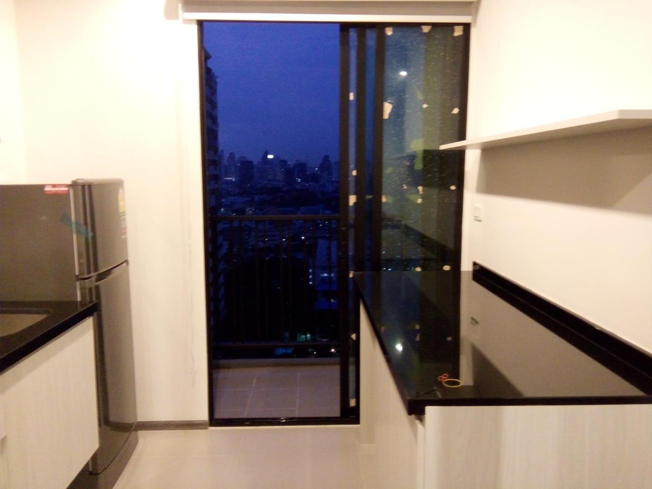 Piri Property Agency's 2 bedrooms Condominium  on 19 floor For Rent 2 9