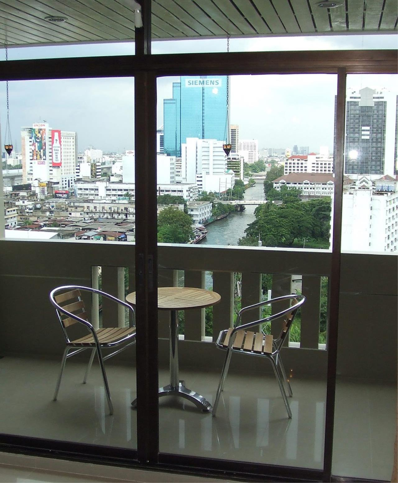 Piri Property Agency's 2 bedrooms Condominium  on 13 floor For Rent 2 2