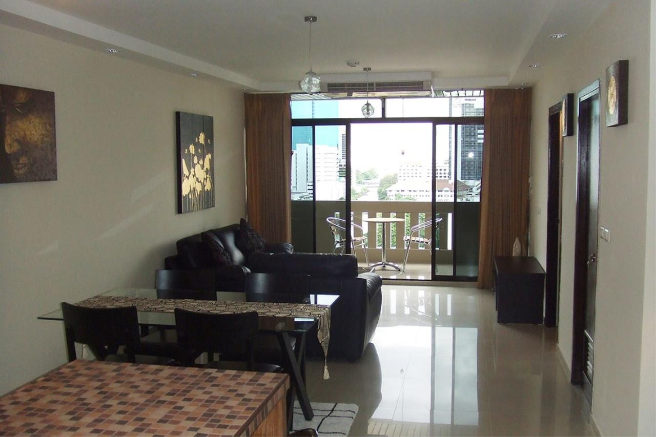 Piri Property Agency's 2 bedrooms Condominium  on 13 floor For Rent 2 4