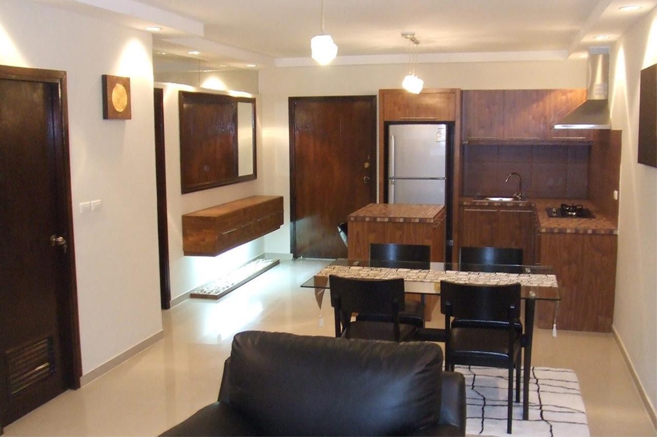 Piri Property Agency's 2 bedrooms Condominium  on 13 floor For Rent 2 5