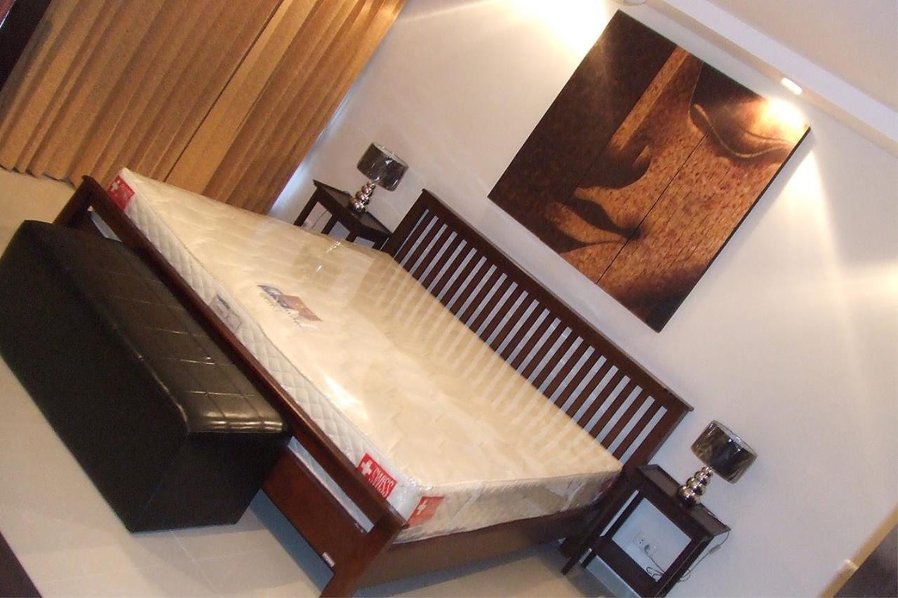 Piri Property Agency's 2 bedrooms Condominium  on 13 floor For Rent 2 6