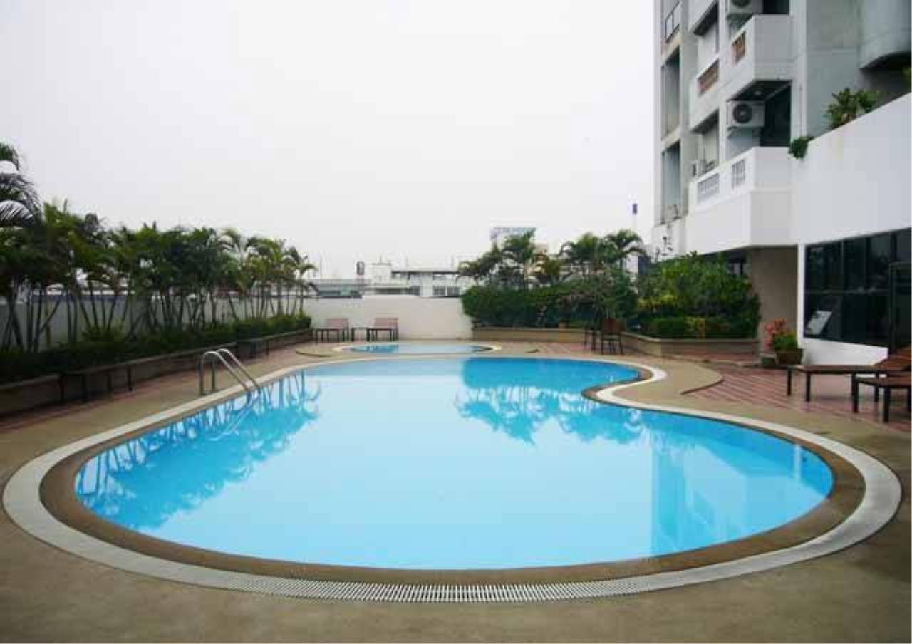 Piri Property Agency's 2 bedrooms Condominium  on 13 floor For Rent 2 8