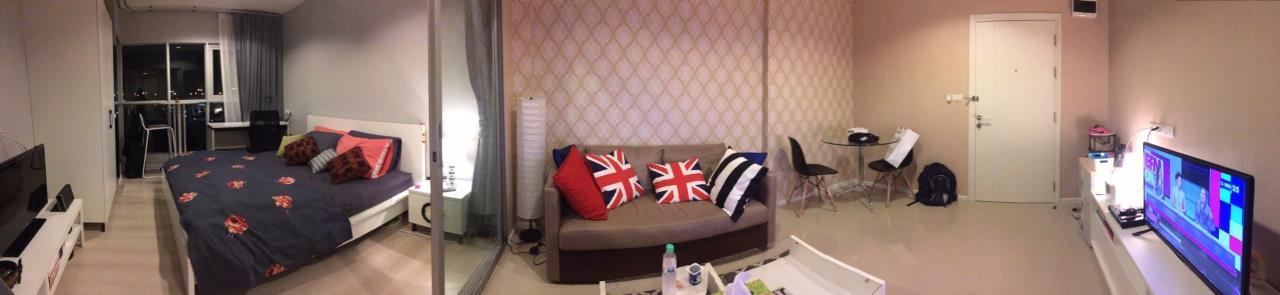 Piri Property Agency's one bedroom Condominium  on 6 Building S floor For Rent 1 3