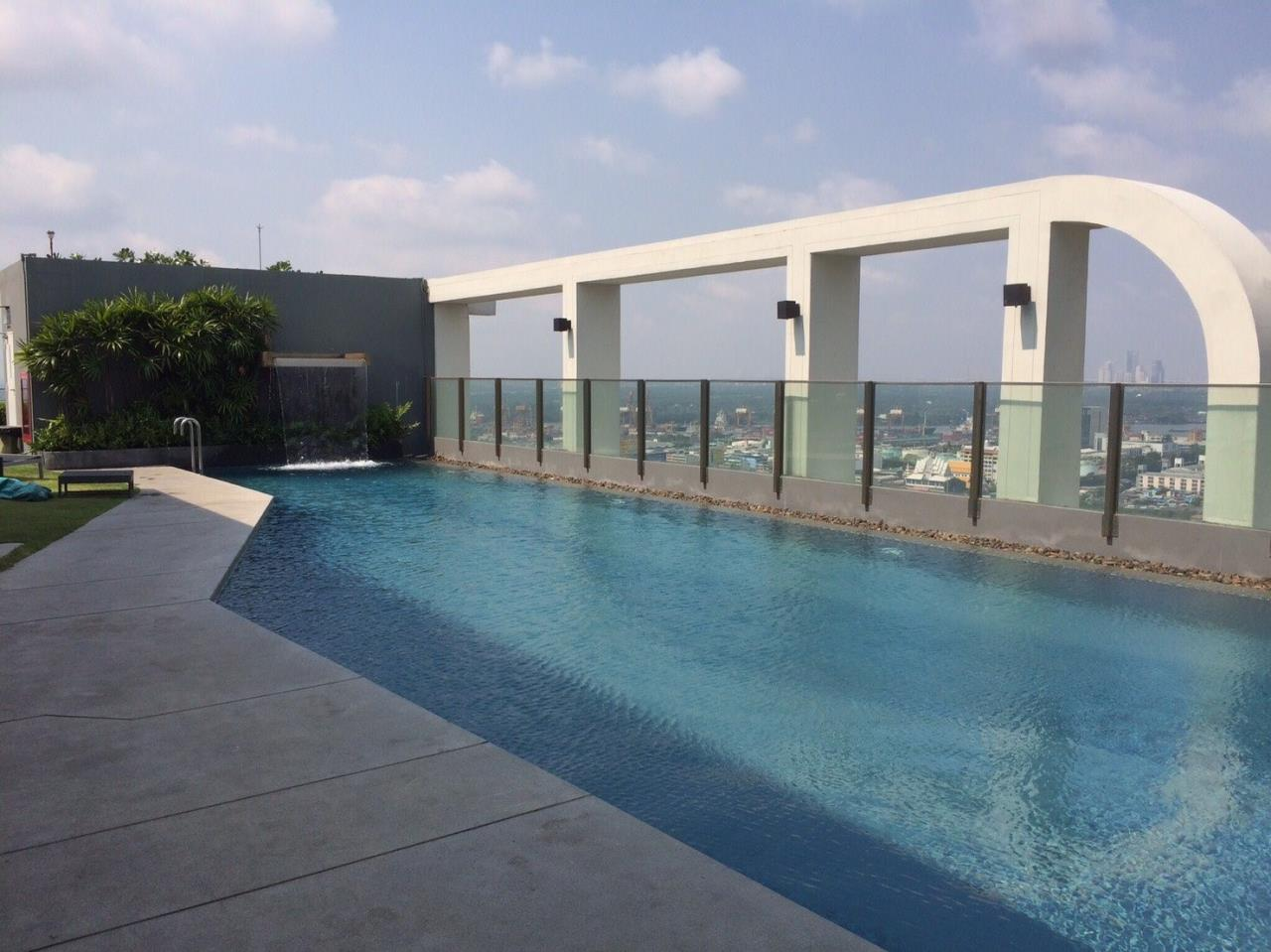 Piri Property Agency's one bedroom Condominium  on 6 Building S floor For Rent 1 7