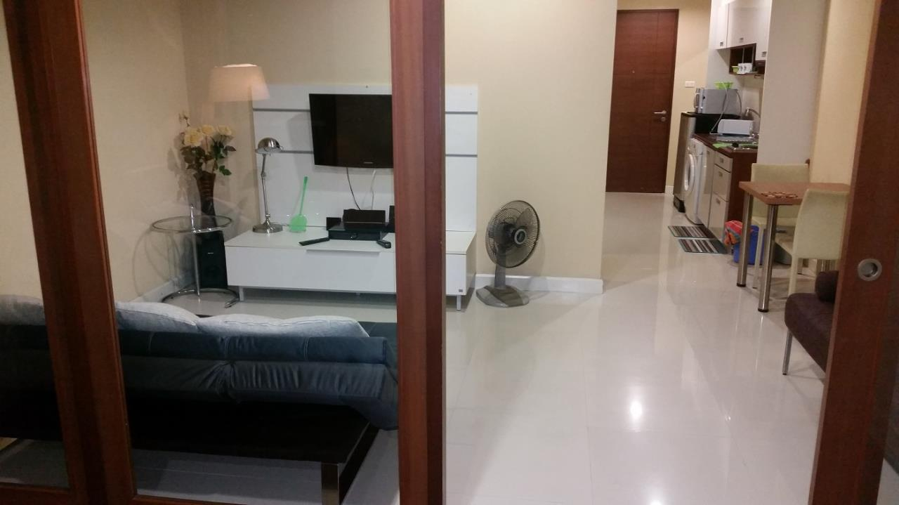 Piri Property Agency's Studio bedrooms Condominium  on 11 floor For Sale Studio 5