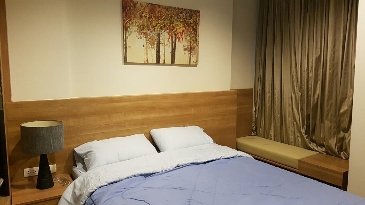 Piri Property Agency's one bedroom Condominium  on 9 floor For Rent 1 3