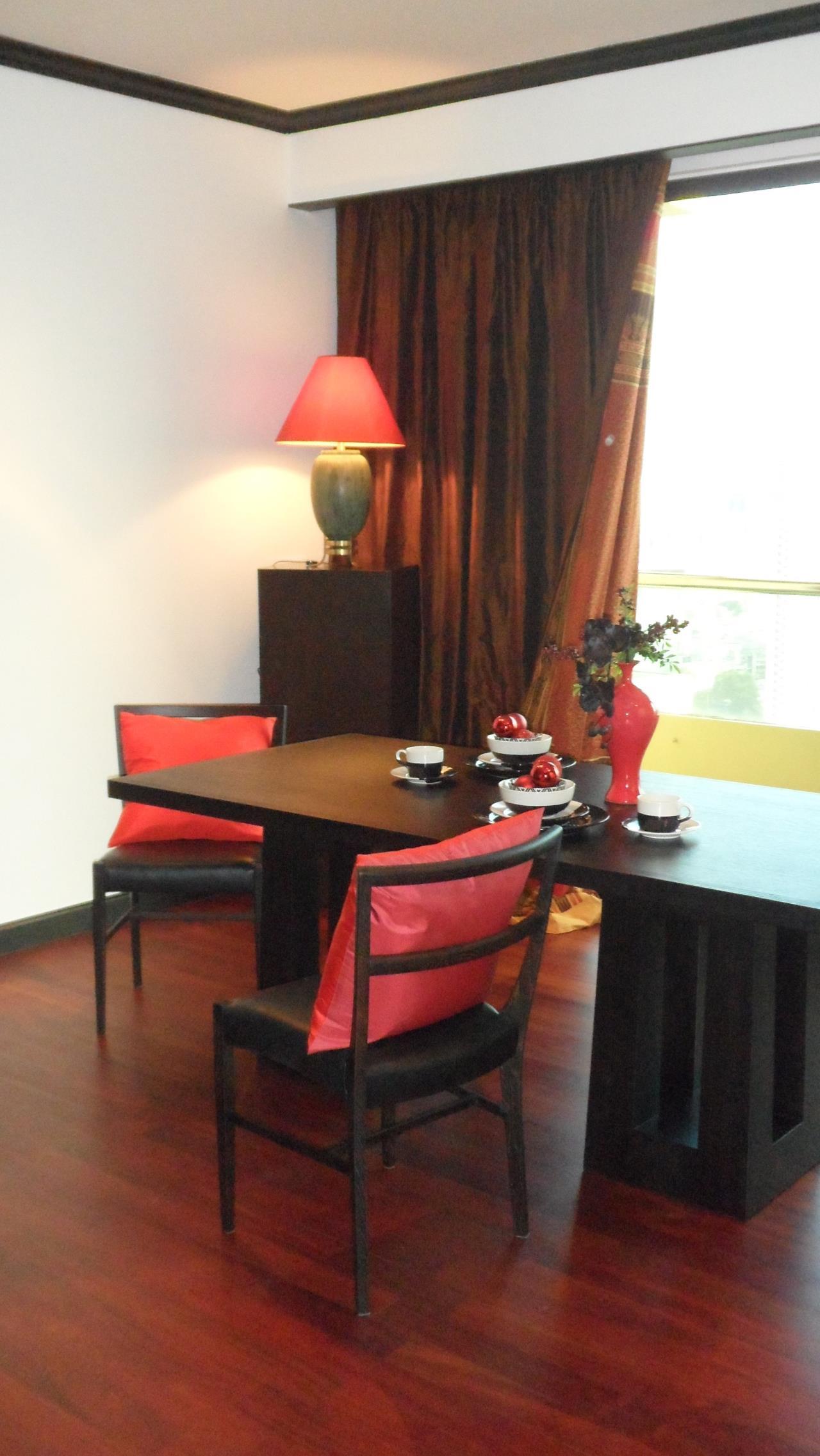 Piri Property Agency's 2 bedrooms Condominium  on 29 floor For Sale 2 4