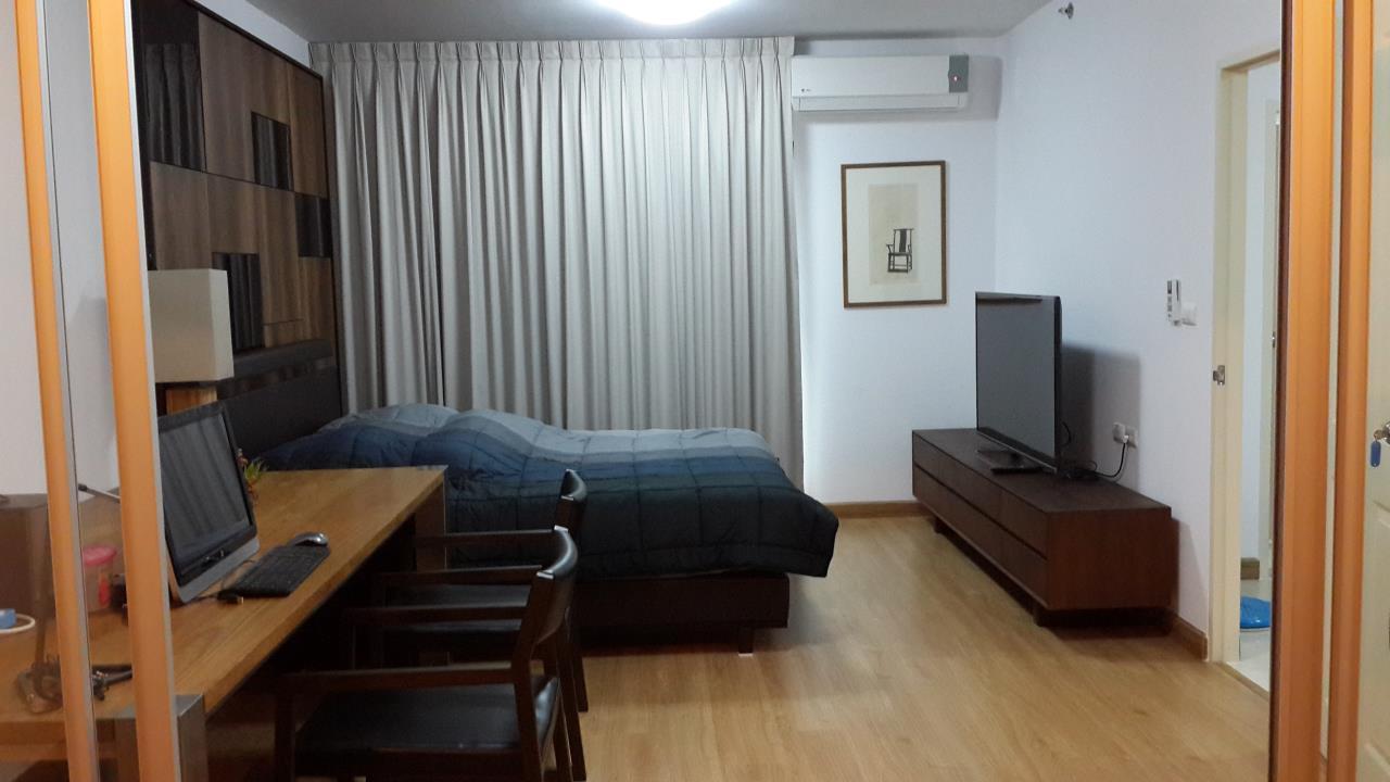 Piri Property Agency's one bedroom Condominium  on 24 floor For Rent 1 3