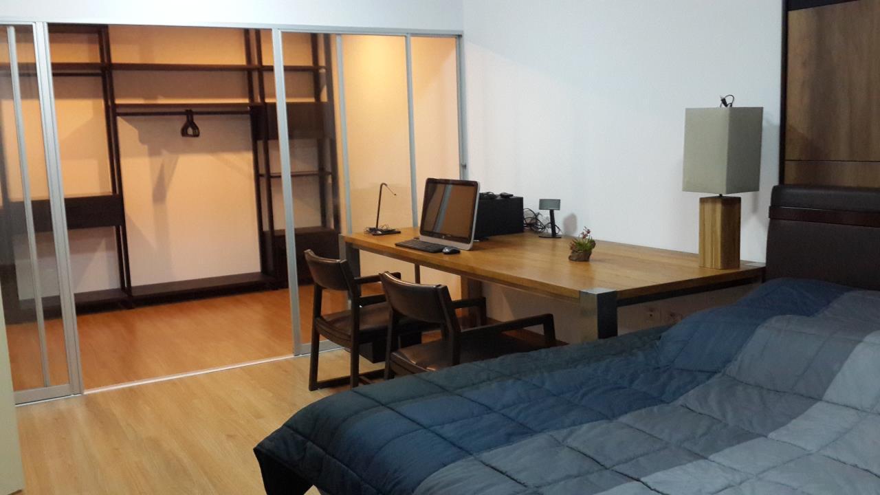 Piri Property Agency's one bedroom Condominium  on 24 floor For Rent 1 8