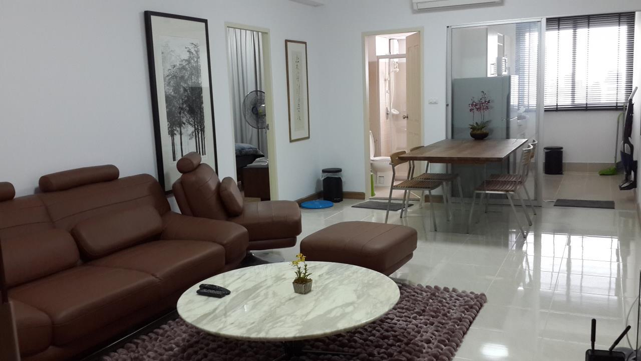 Piri Property Agency's one bedroom Condominium  on 24 floor For Rent 1 1