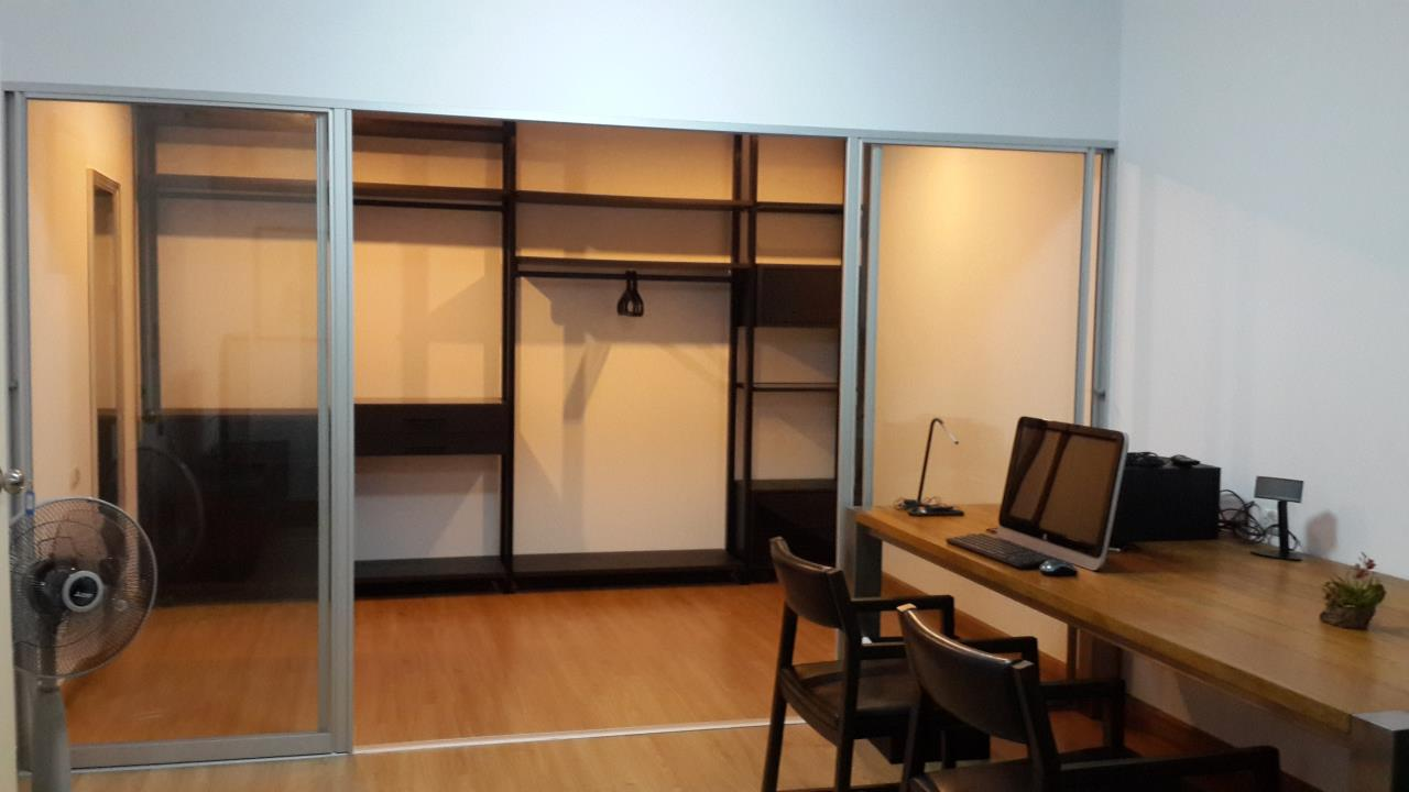 Piri Property Agency's one bedroom Condominium  on 24 floor For Rent 1 7