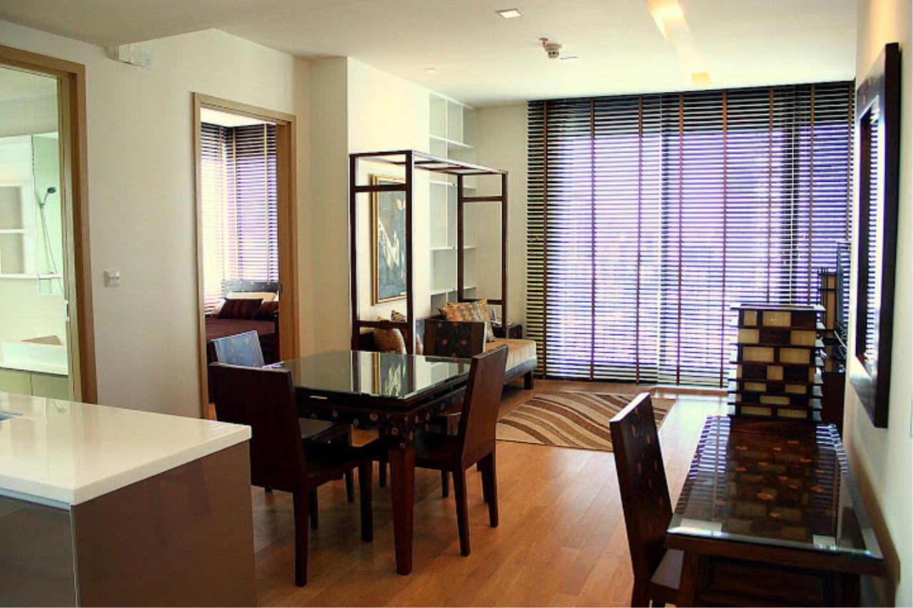 Piri Property Agency's 2 bedrooms Condominium  on 17 floor For Rent 2 1