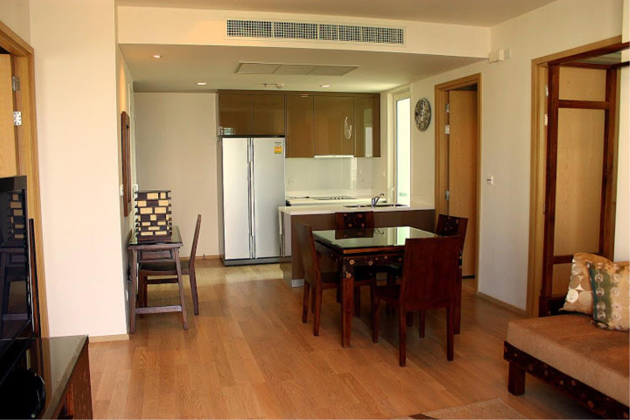 Piri Property Agency's 2 bedrooms Condominium  on 17 floor For Rent 2 9