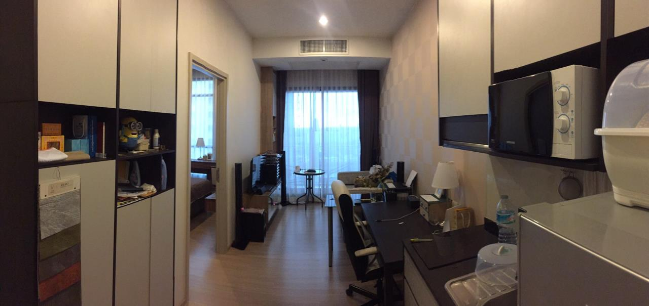 Piri Property Agency's one bedroom Condominiumon 9 floor For Rent 3