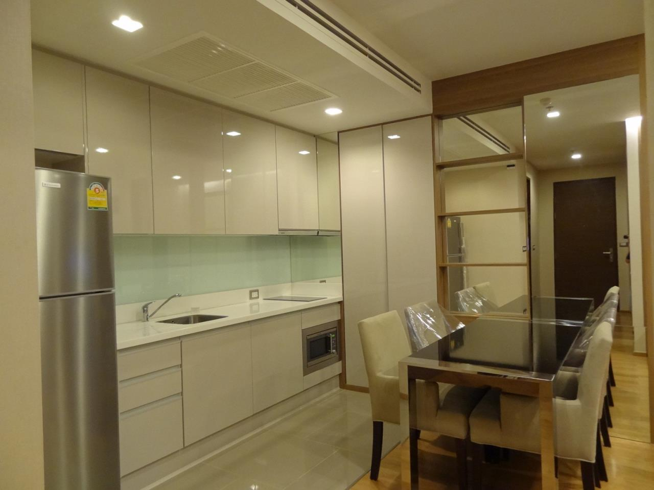 Piri Property Agency's 2 bedrooms Condominiumon 14 floor For Rent 5