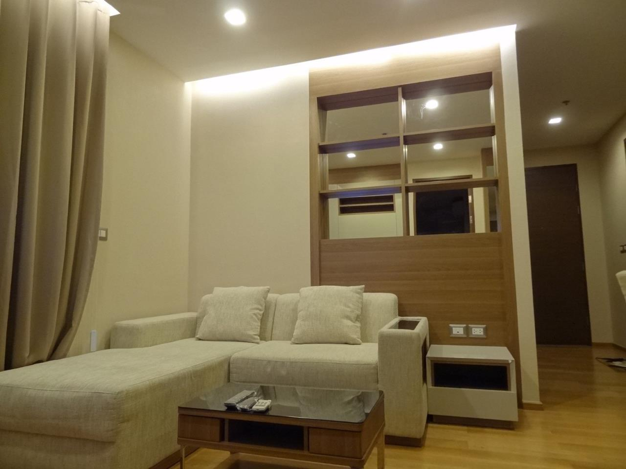 Piri Property Agency's 2 bedrooms Condominiumon 14 floor For Rent 1