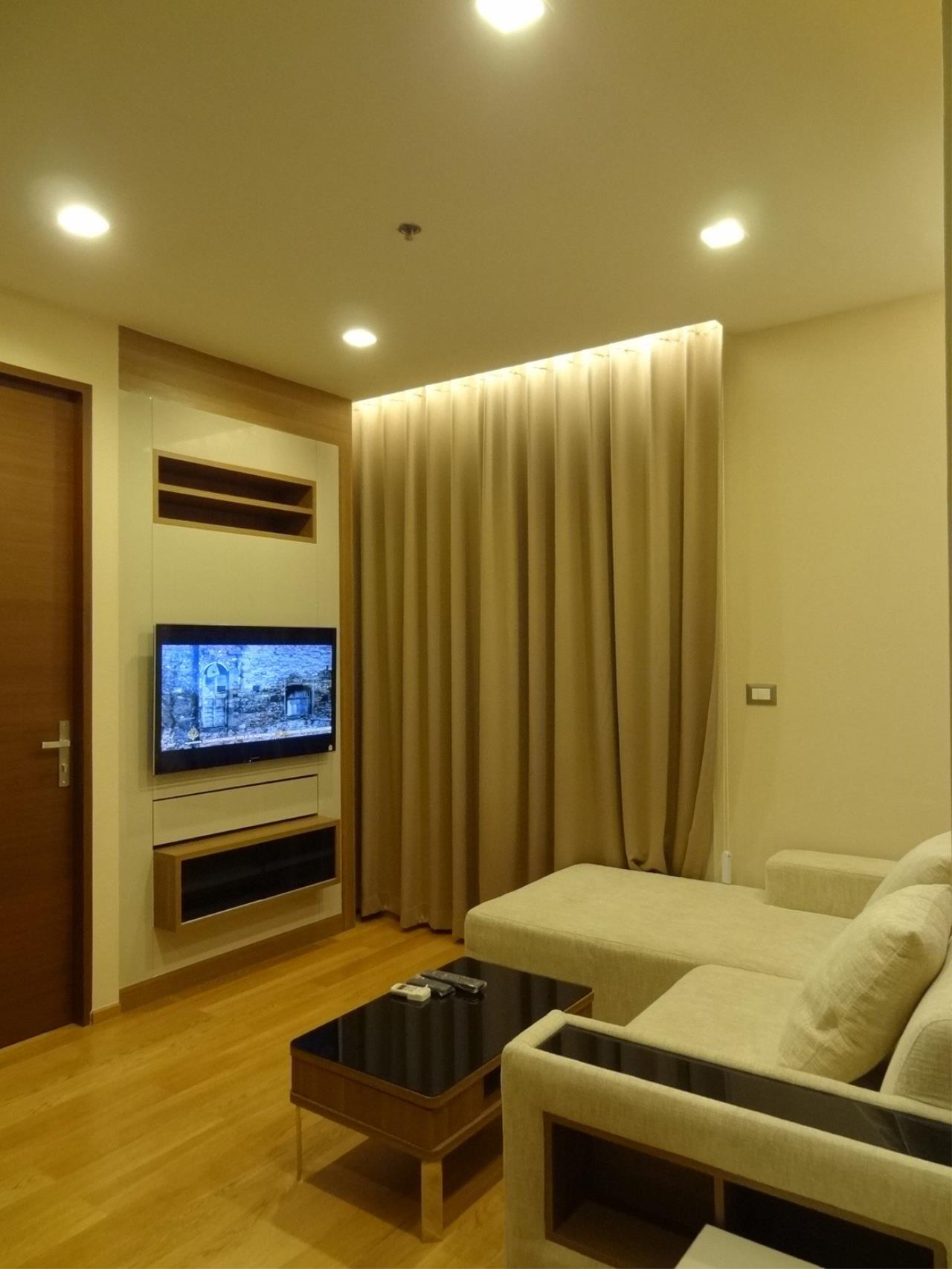 Piri Property Agency's 2 bedrooms Condominiumon 14 floor For Rent 2