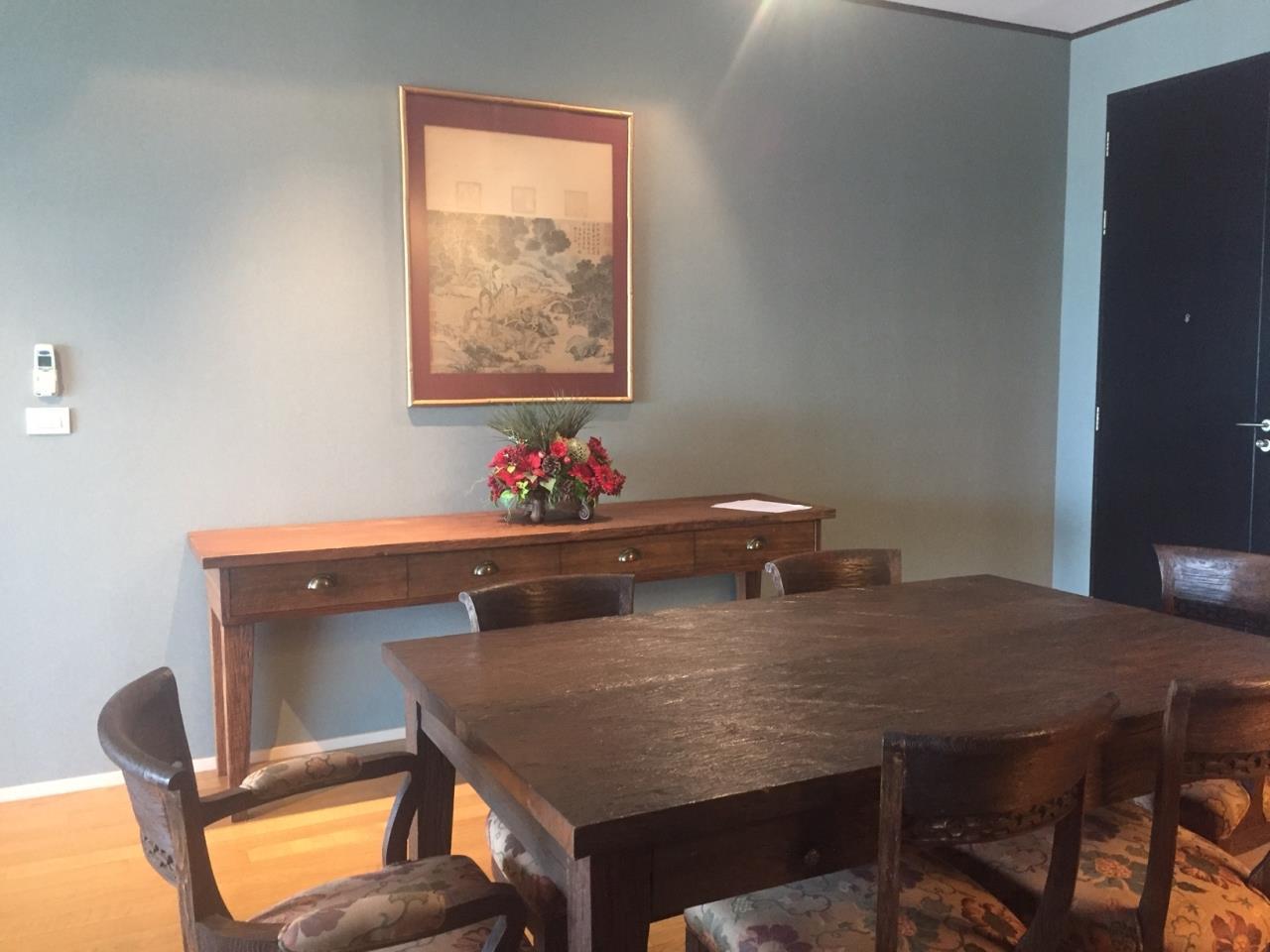 Piri Property Agency's 2 bedrooms Condominiumon 23 floor For Rent 10
