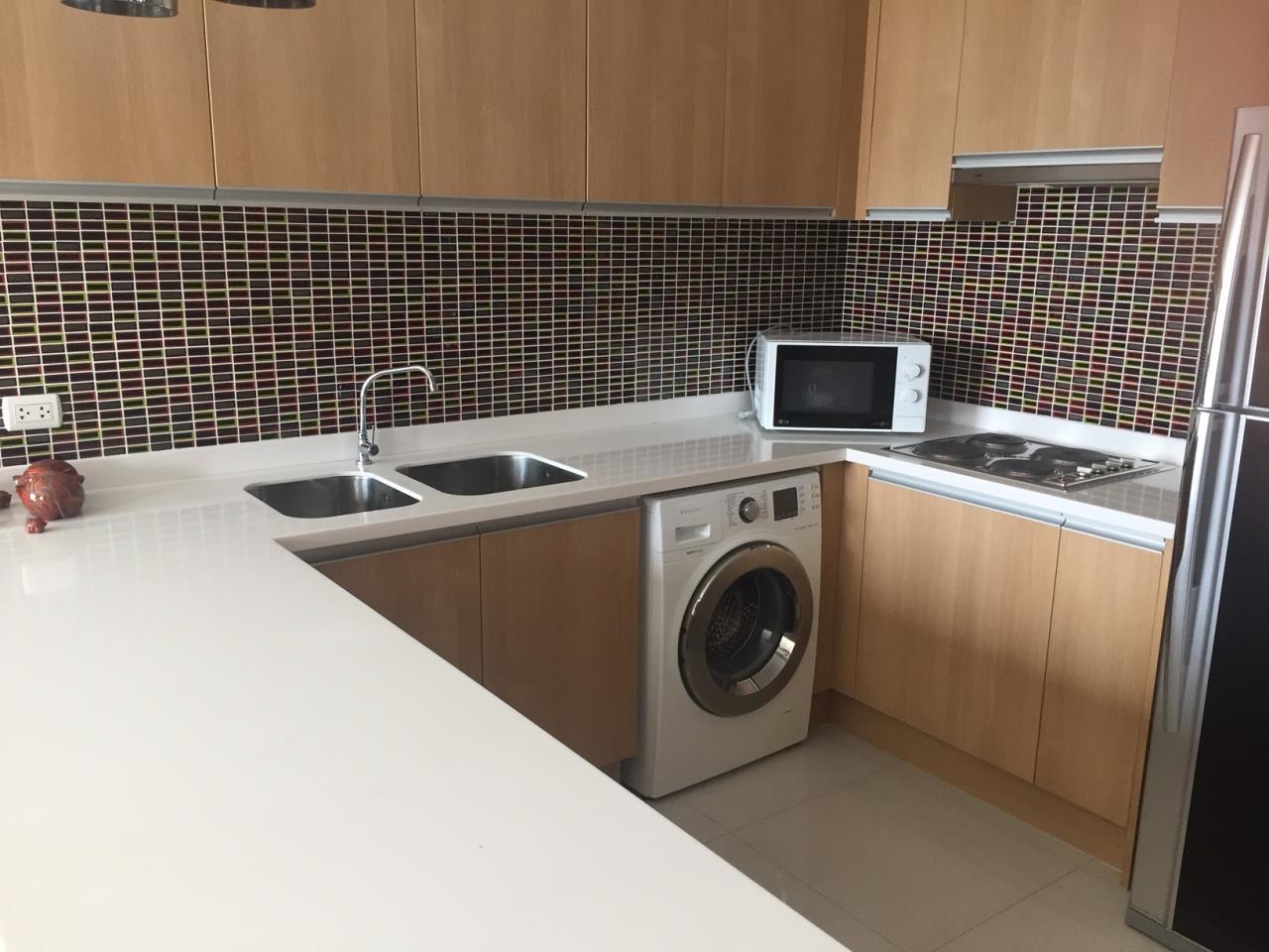 Piri Property Agency's 2 bedrooms Condominiumon 12 floor For Rent 10
