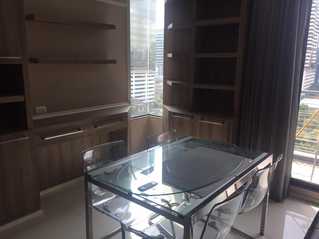 Piri Property Agency's 2 bedrooms Condominiumon 12 floor For Rent 9
