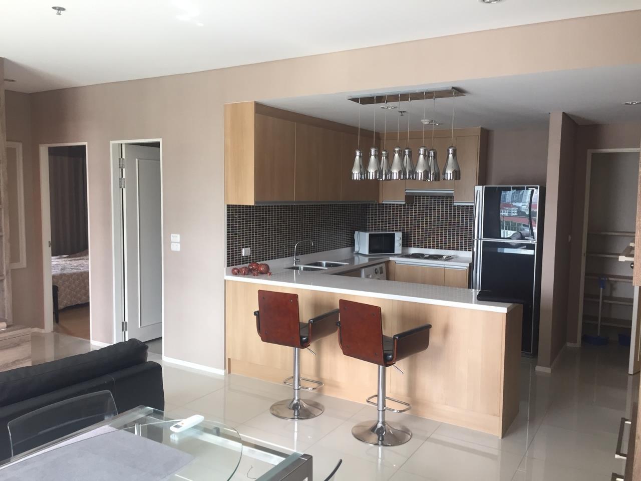 Piri Property Agency's 2 bedrooms Condominiumon 12 floor For Rent 2