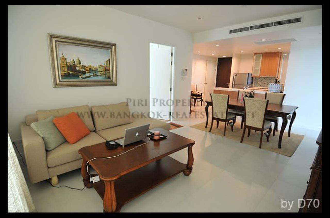 Piri Property Agency's Beautifully furnished 2 Bedroom Condo - Manhattan Chidlom 1