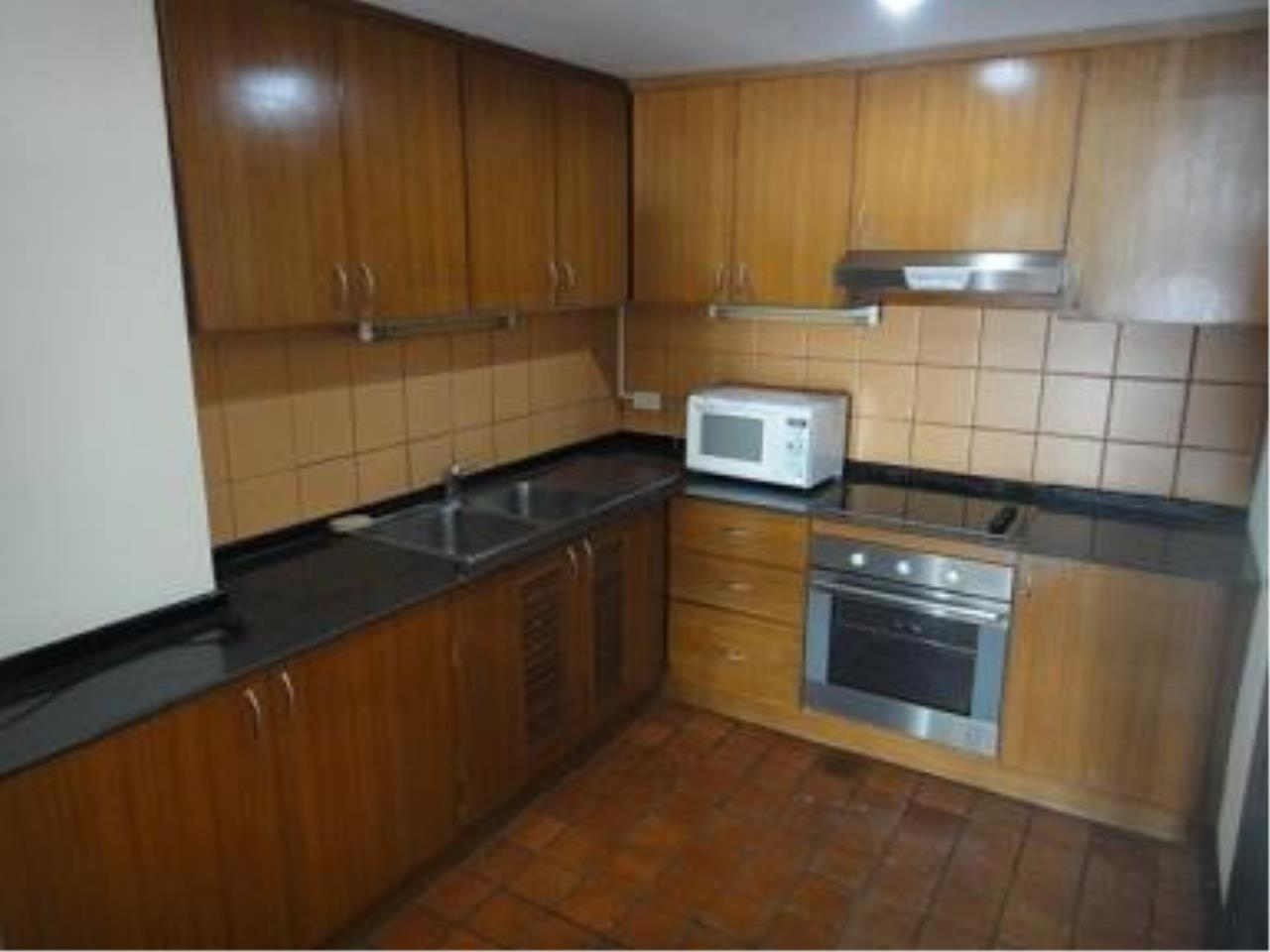 Piri Property Agency's 3 bedrooms Condominium  on 2 floor For Rent 3 1