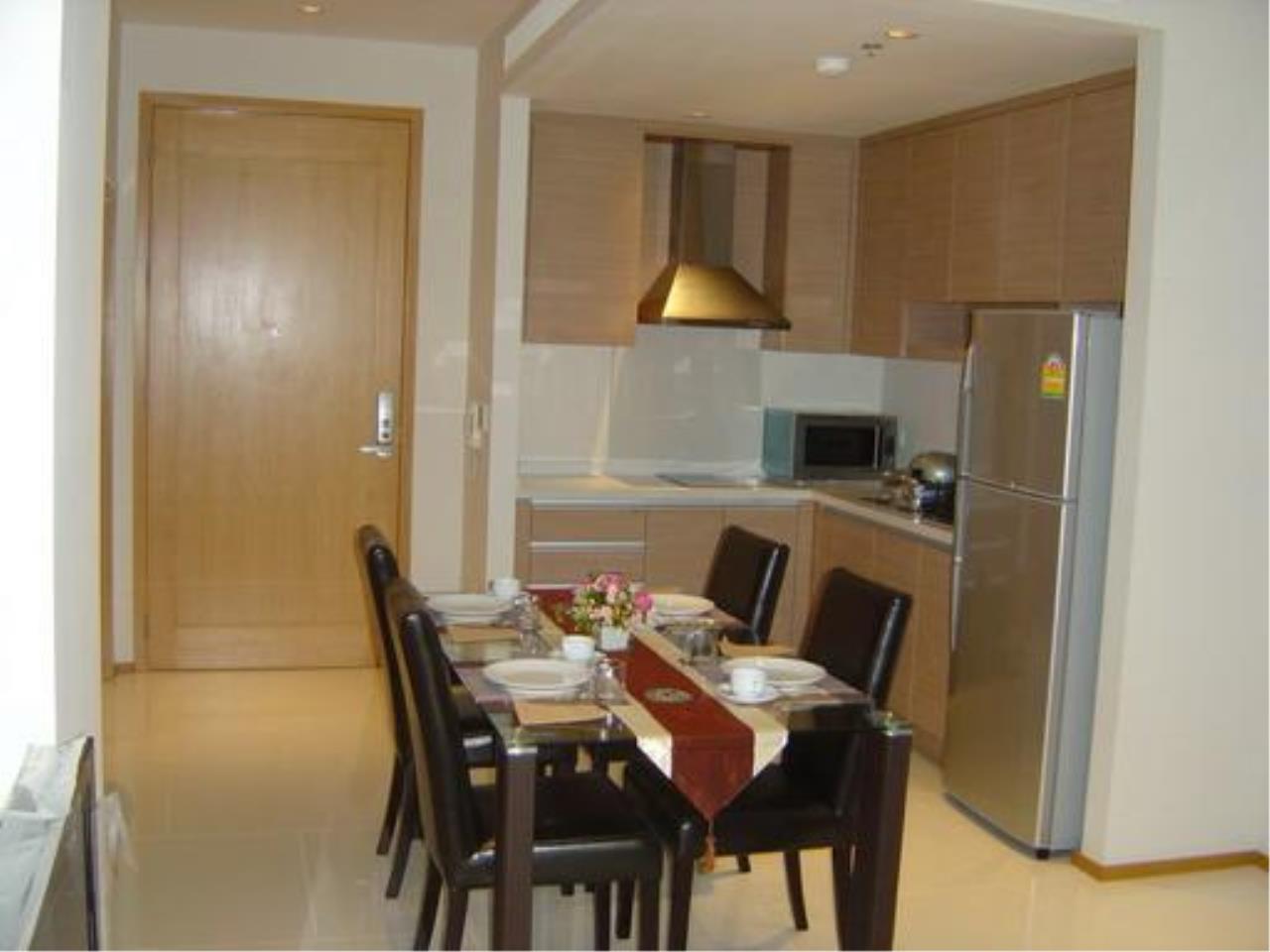 Piri Property Agency's one bedroom Condominium  on 3435 floor For Rent 1 2