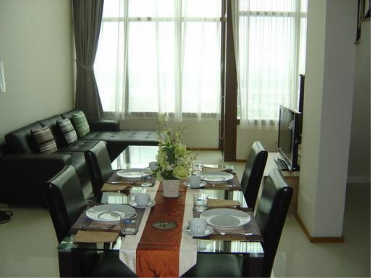 Piri Property Agency's one bedroom Condominium  on 3435 floor For Rent 1 3