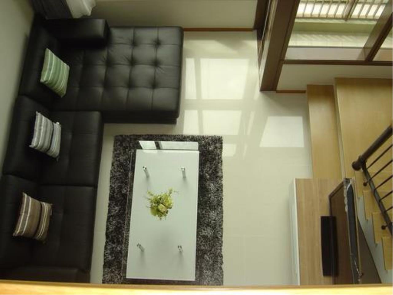 Piri Property Agency's one bedroom Condominium  on 3435 floor For Rent 1 9
