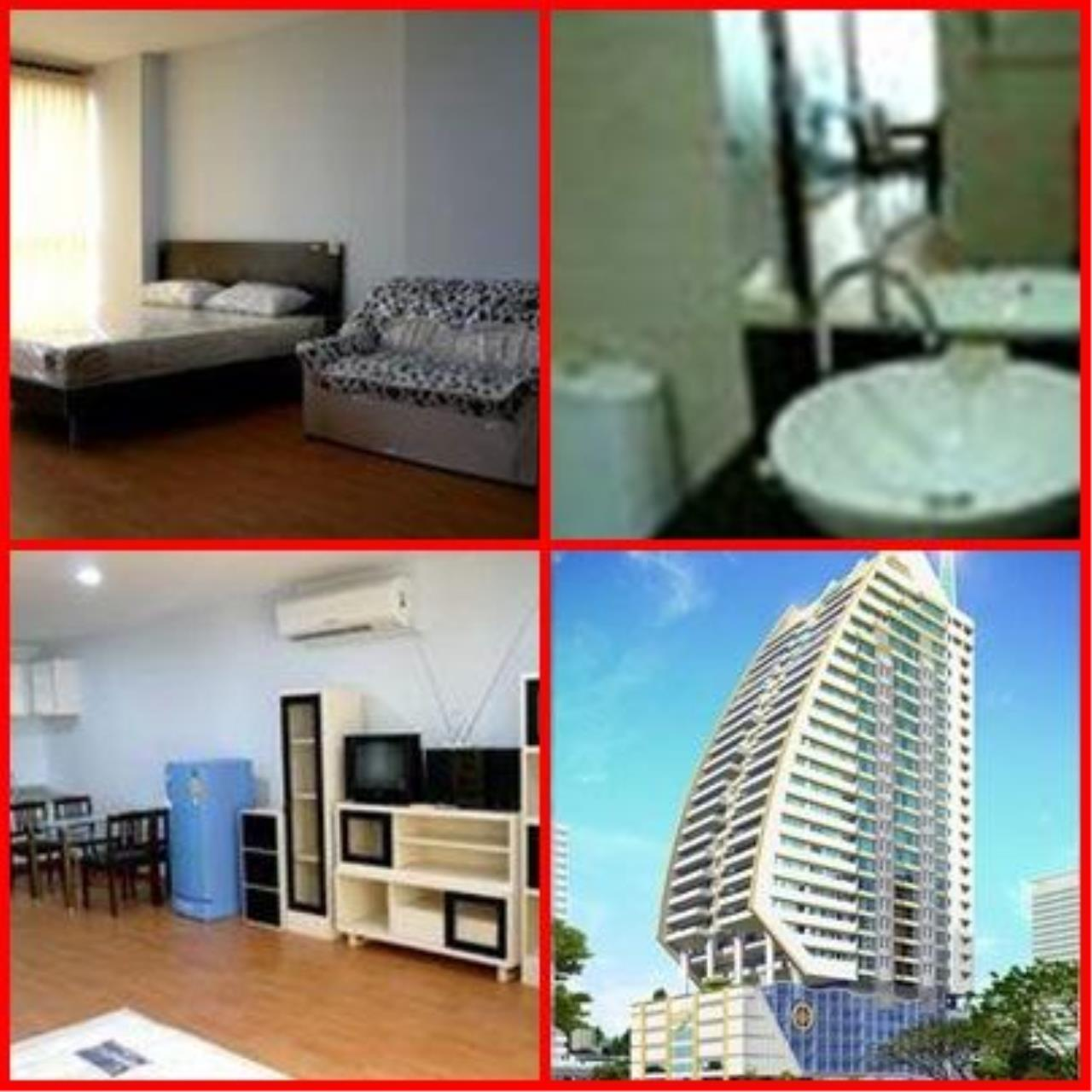 Piri Property Agency's 2 bedrooms Condominium  For Rent 2 3