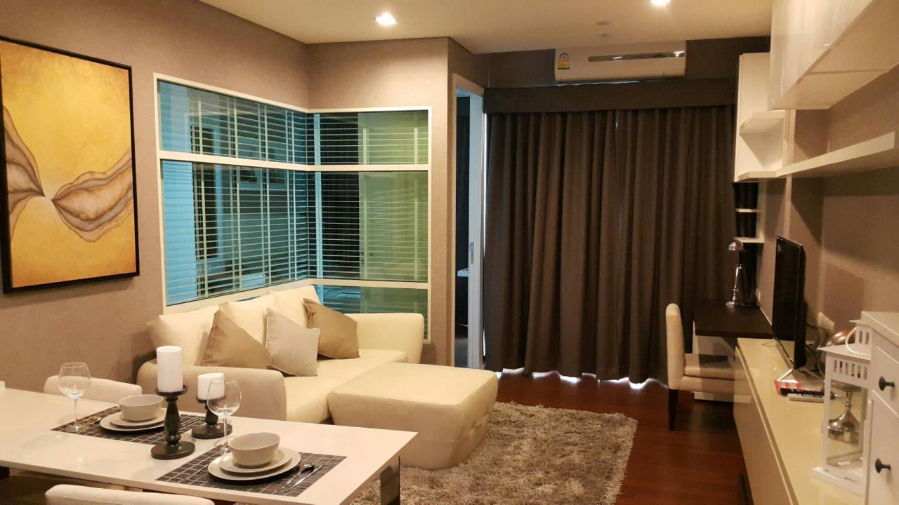Piri Property Agency's one bedroom Condominiumon 12 floor For Rent 4