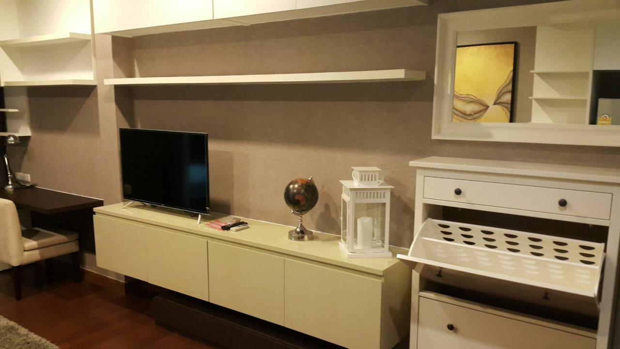 Piri Property Agency's one bedroom Condominiumon 12 floor For Rent 7