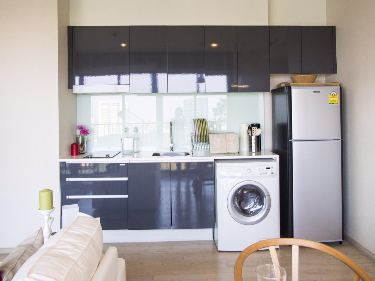 Piri Property Agency's 2 bedrooms Condominiumon 23 floor For Rent 5