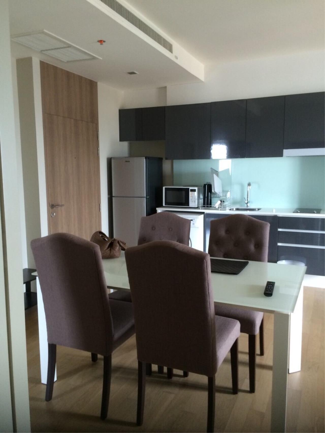 Piri Property Agency's 2 bedrooms Condominiumon 24 floor For Rent 1