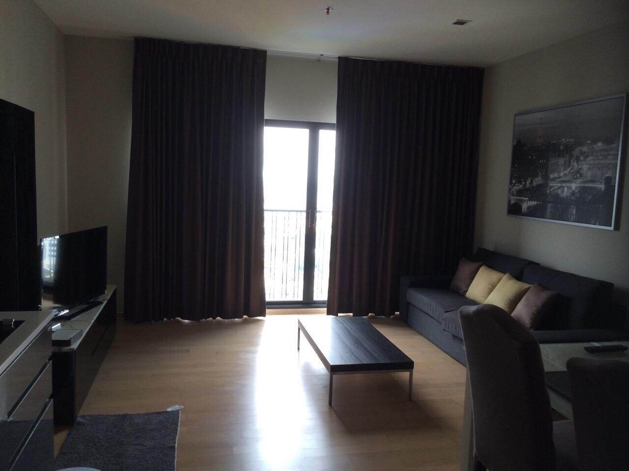 Piri Property Agency's 2 bedrooms Condominiumon 24 floor For Rent 2