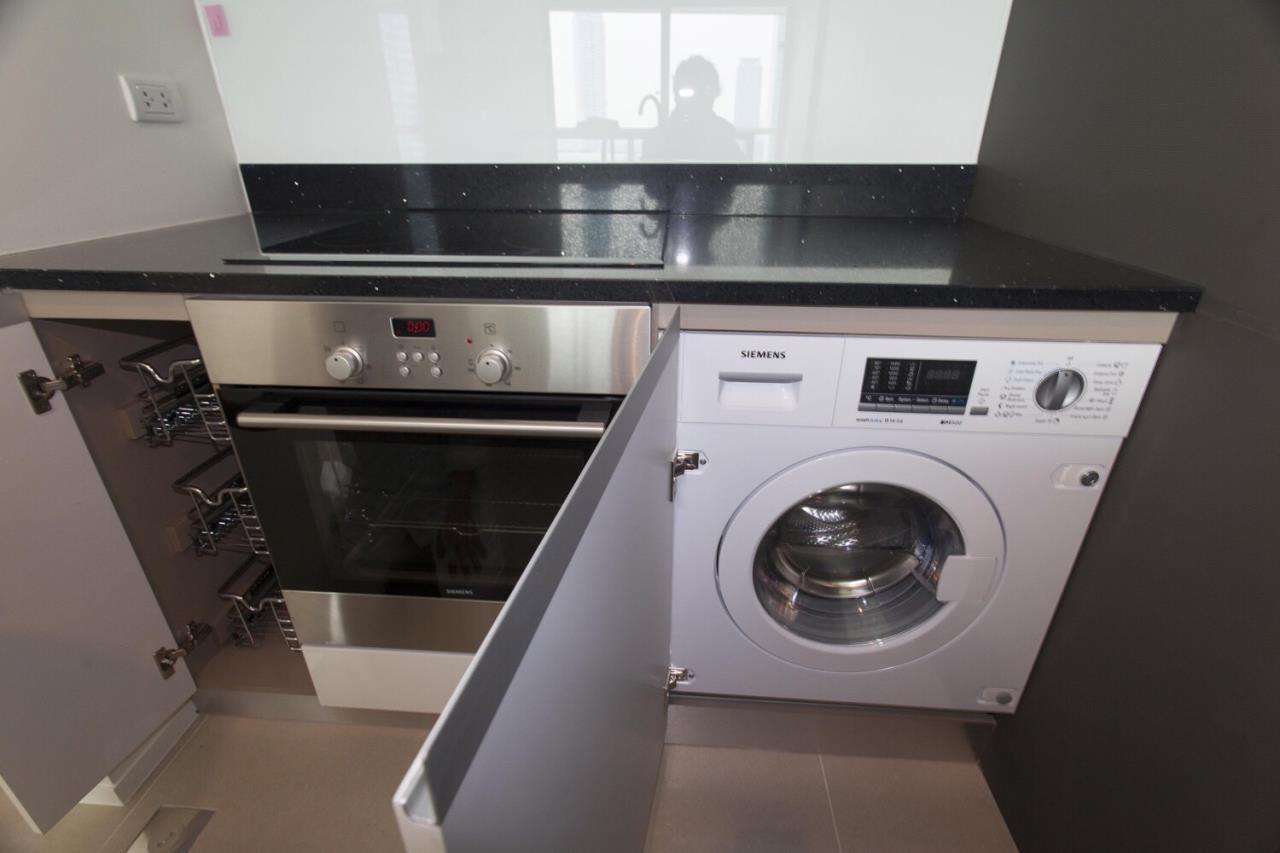 Piri Property Agency's one bedroom Condominiumon 11 floor For Rent 7