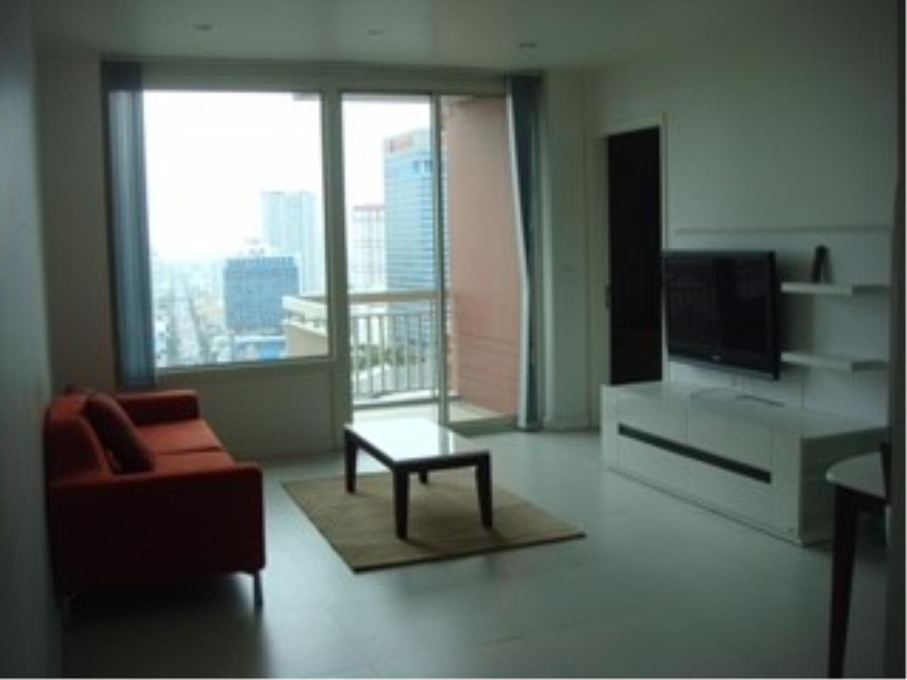 Piri Property Agency's one bedroom Condominiumon 27 floor For Rent 2