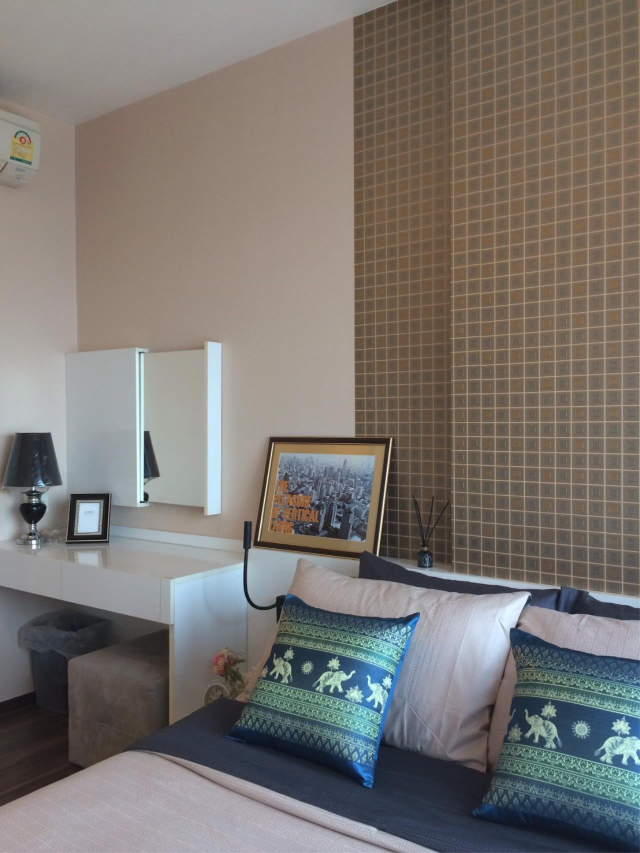 Piri Property Agency's one bedroom Condominiumon 23 floor For Rent 4