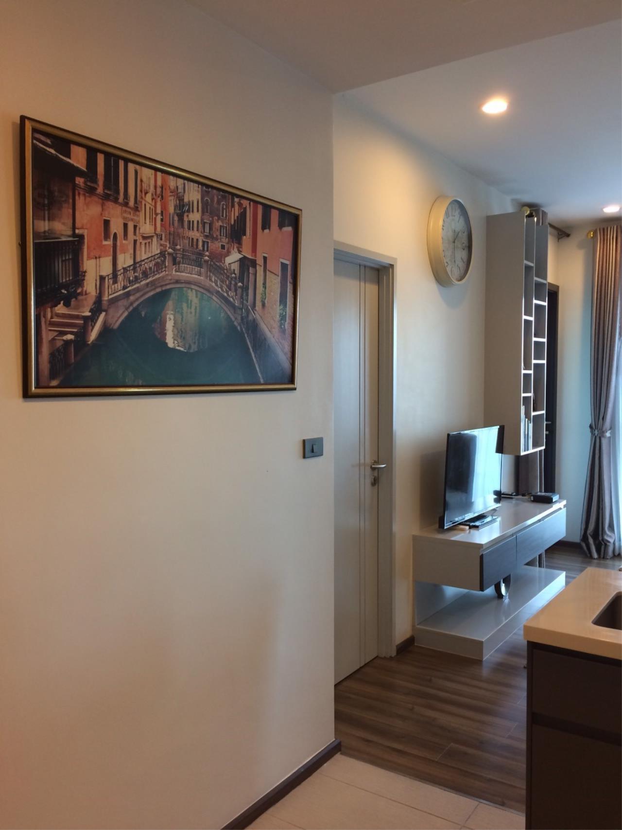 Piri Property Agency's one bedroom Condominiumon 23 floor For Rent 7