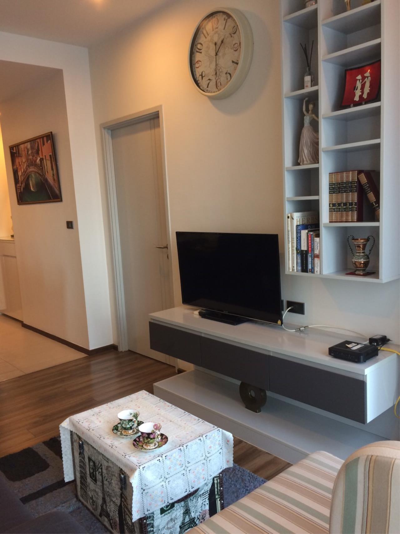 Piri Property Agency's one bedroom Condominiumon 23 floor For Rent 3