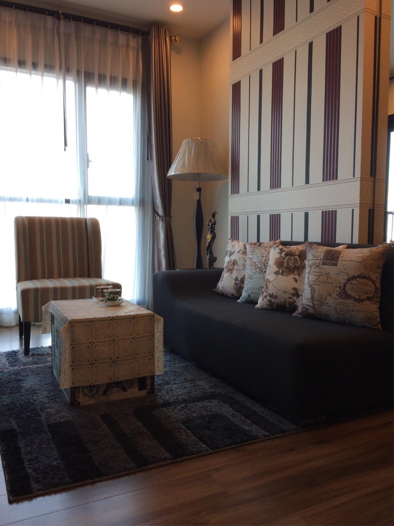 Piri Property Agency's one bedroom Condominiumon 23 floor For Rent 2