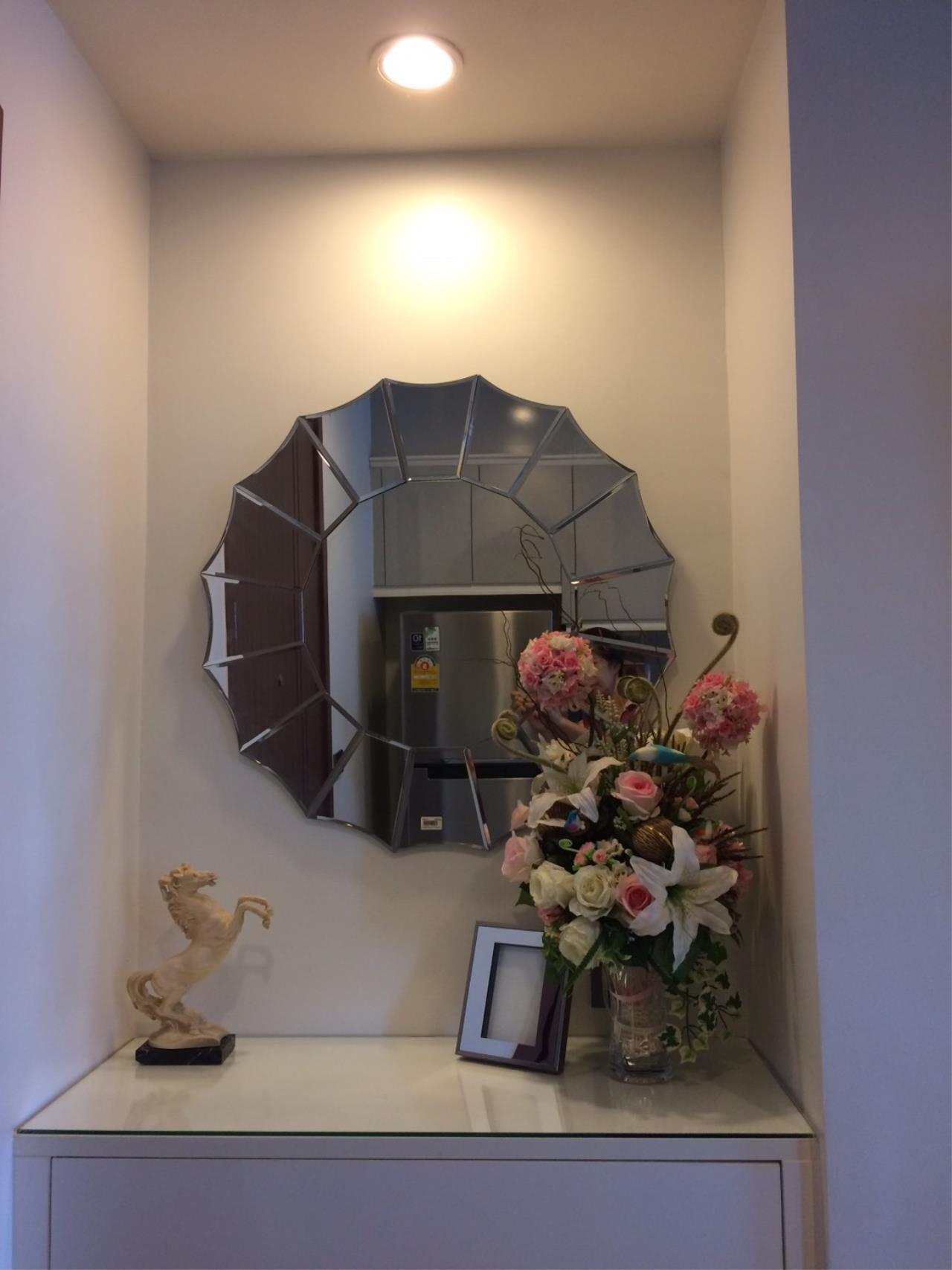 Piri Property Agency's one bedroom Condominiumon 23 floor For Rent 9