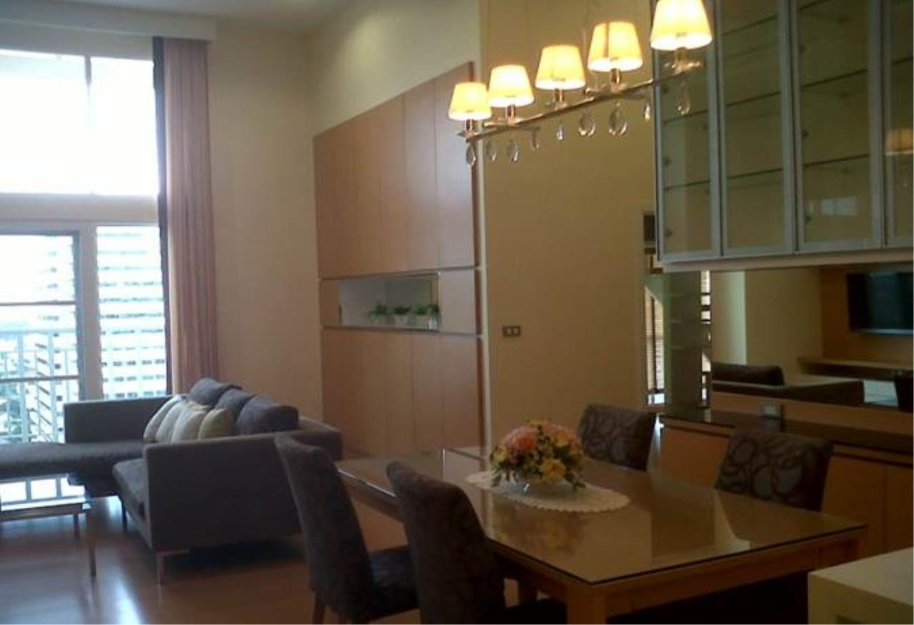 Piri Property Agency's 3 bedrooms Condominiumon 27 floor For Rent 1